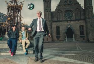Cees voetbal Binnenhof